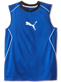 SALE! $17.99 - Save $8 on Puma Kids Active Muscle (Big Kid) (Competition Blue) Apparel - 30.81% OFF $26.00