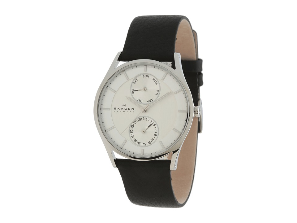 Skagen - Sonder (Silver/Black) Watches