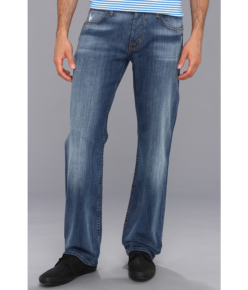 Hudson - Wilde Five-Pocket Relaxed Straight Jean in Melt Into The Sea (Melt Into The Sea) Men