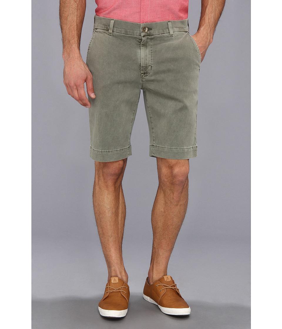 Hudson - Chino Short (Sunfaded Olive) Men's Shorts