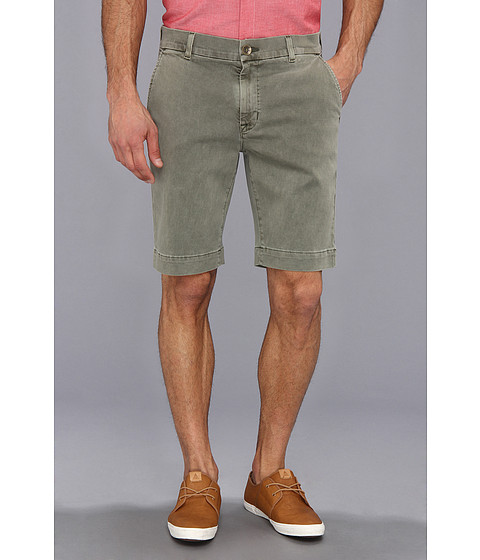 Hudson - Chino Short (Sunfaded Olive) Men's Shorts