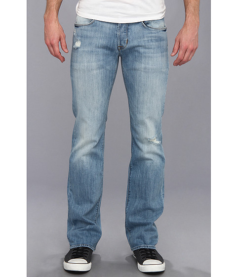 Hudson - Clifton Five-Pocket Bootcut in Burning Sands (Burning Sands) Men's Jeans