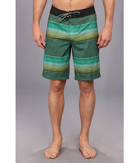 DC - Arriba Boardshort (Predator Stripe) Men's Swimwear