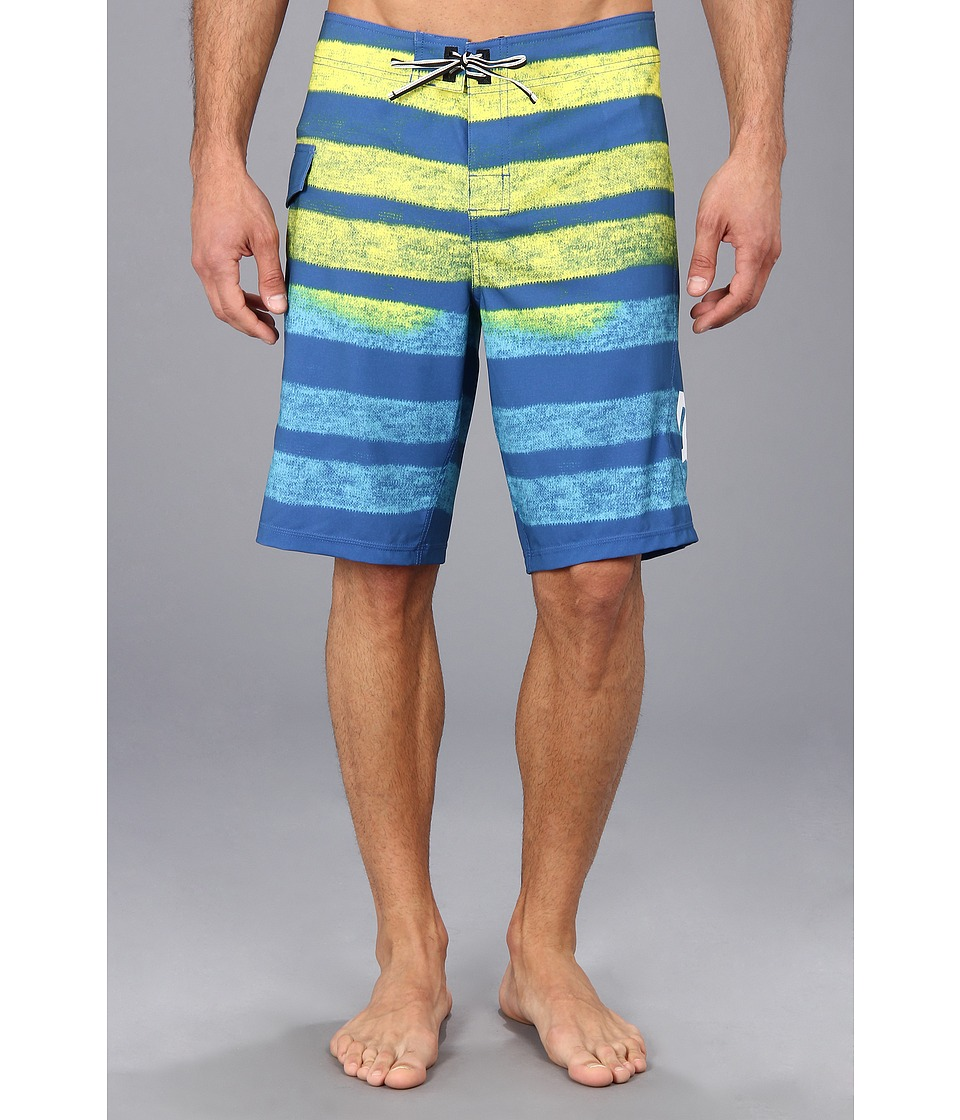 DC - DC Titanium Boardshort (Bright Blue) Men's Swimwear