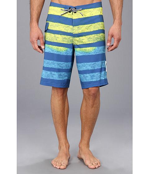 DC - DC Titanium Boardshort (Bright Blue) Men's Swimwear