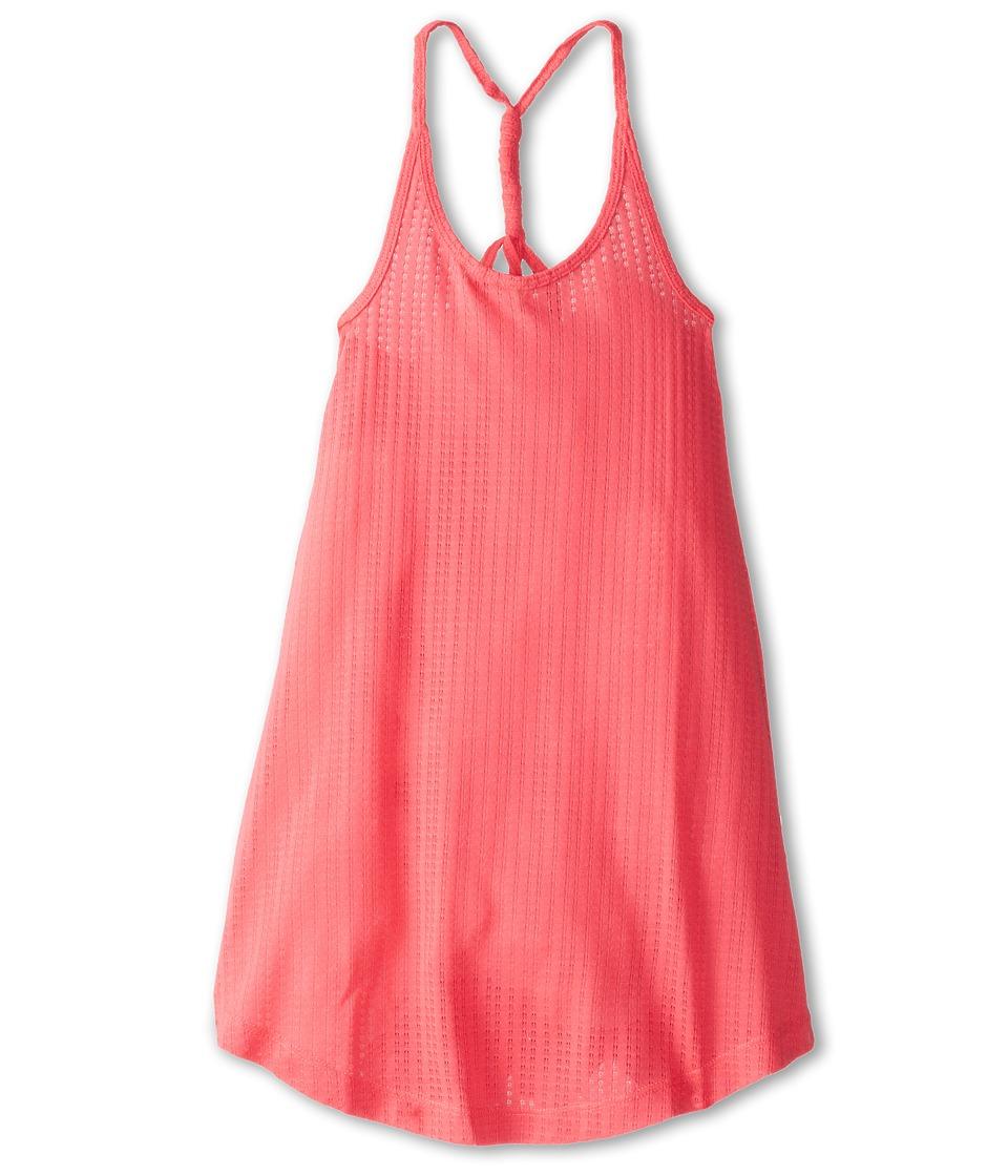 Roxy Kids Sunrise Cover Up Dress Girls Swimwear (Multi)