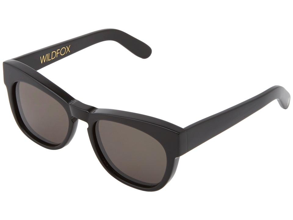 Wildfox - Winston (Black) Fashion Sunglasses