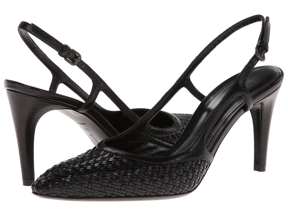 Bottega Veneta - Sling Pump (Nero) High Heels