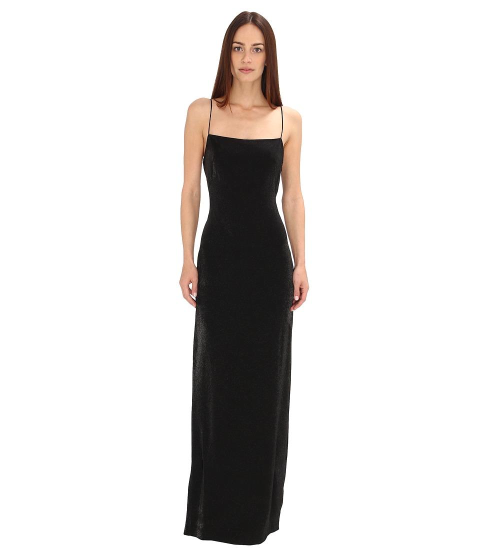 Calvin Klein Collection Long Dress (Black) Women