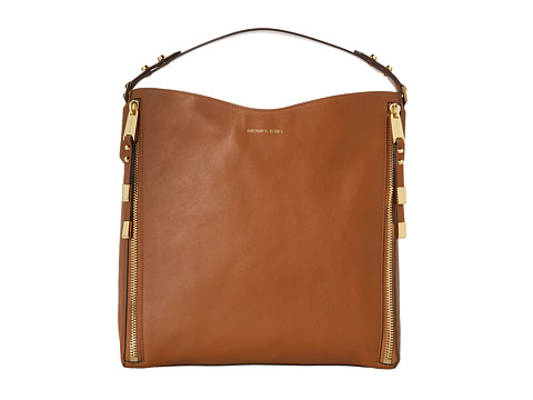 Michael Kors Collection Miranda Shoulder (Luggage) Shoulder Handbags
