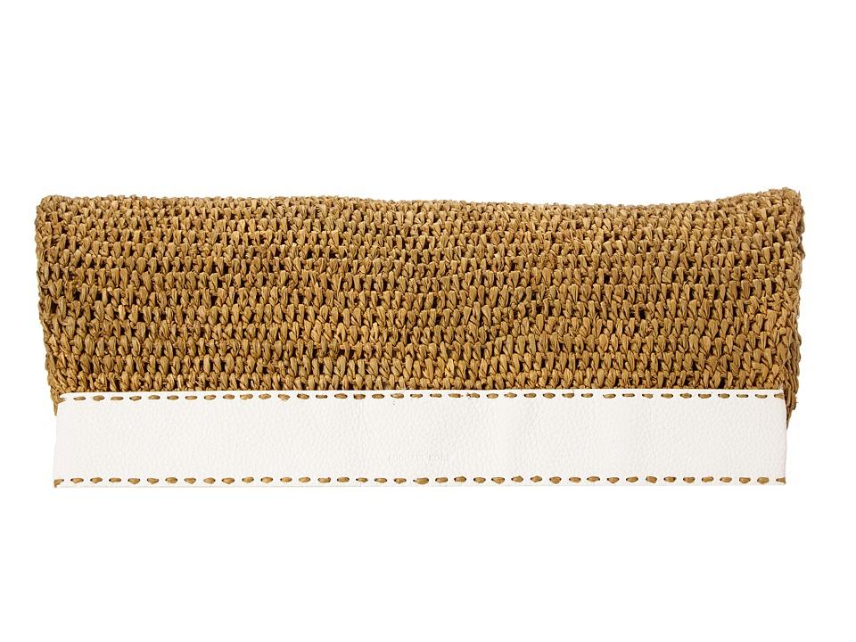 Michael Kors Collection Santorini Foldover Clutch Handbags