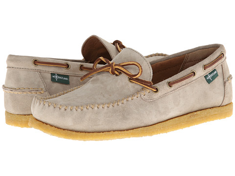 Eastland - Merrimac 1955 Edition Collection (Taupe Suede) Men's Slip on Shoes