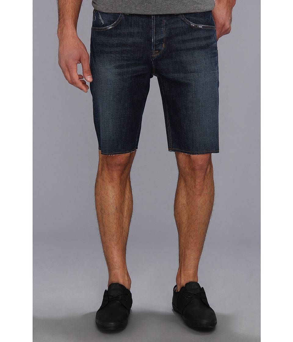 Hudson - Hess Cut Off Short in Theives (Theives) Men
