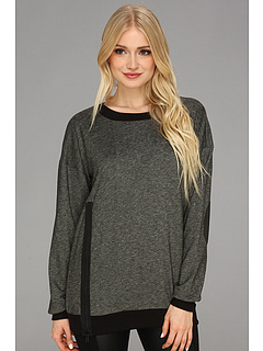SALE! $24.99 - Save $40 on Type Z Josie Sweatshirt (Grey) Apparel - 61.55% OFF $65.00
