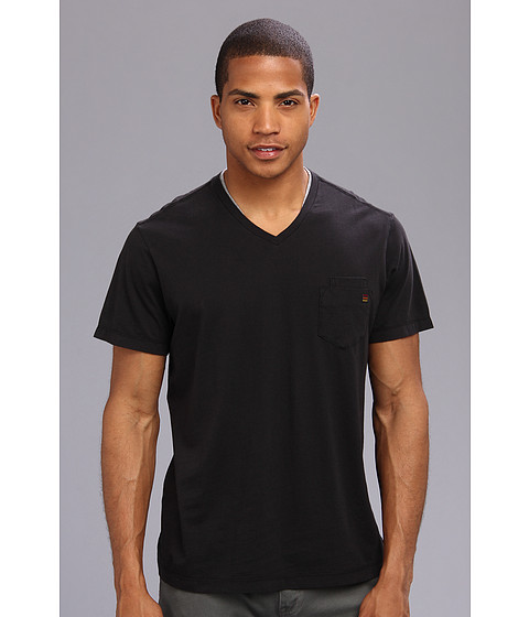 Howe - Comin Correct Pocket Tee (Black) Men