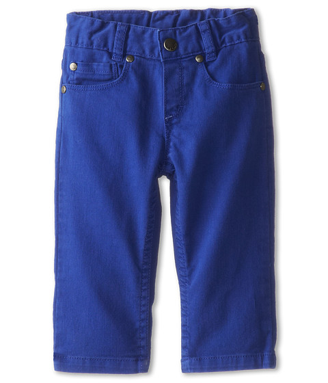 Paul Smith Junior - Bermuda Shorts (Infant/Toddler) (Nautical Blue) Boy's Shorts