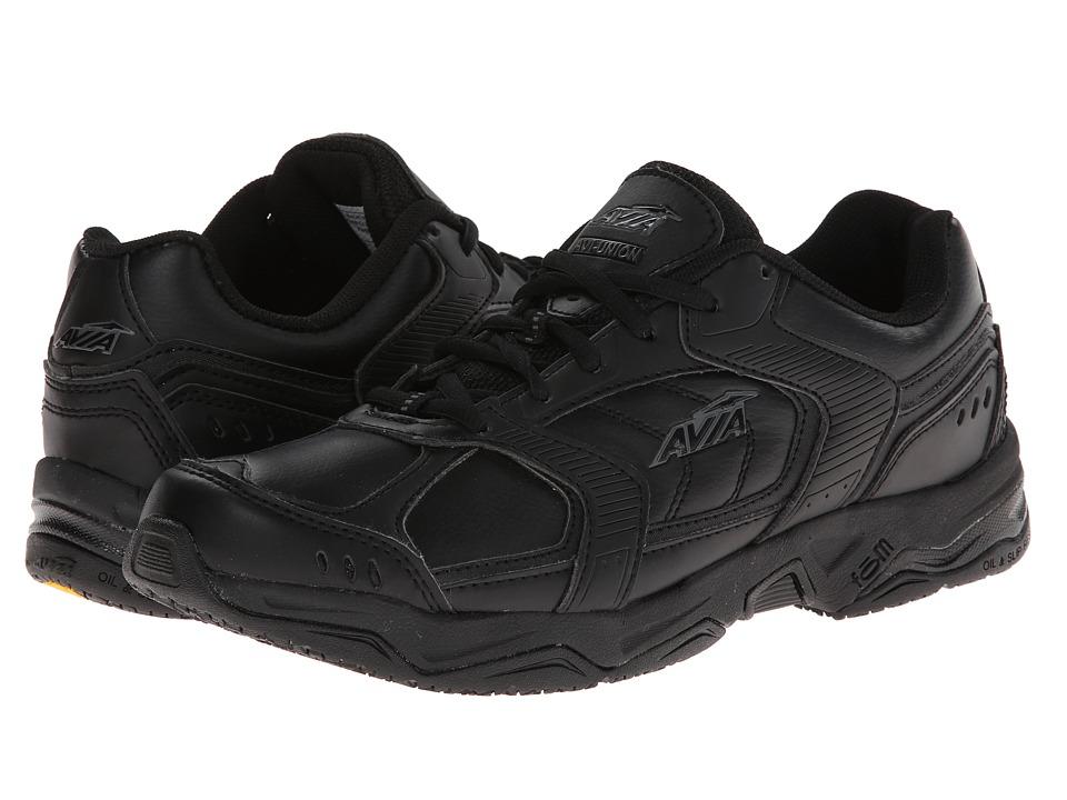 Avia - Avi-Union A1439W (Black/Chrome Silver/Steel Grey) Women's Shoes