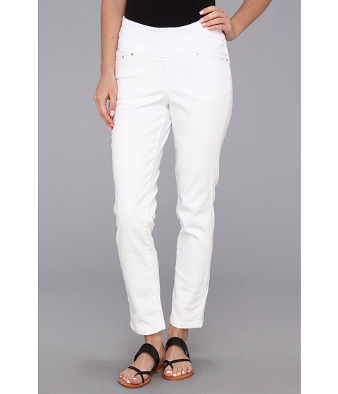 Jag Jeans - Amelia Slim Ankle in White (White) Women's Jeans