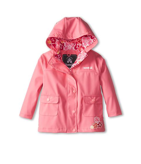 Kamik Kids - Ditsy Flower (Toddler/Little Kids) (Pink Lemonade) Girl