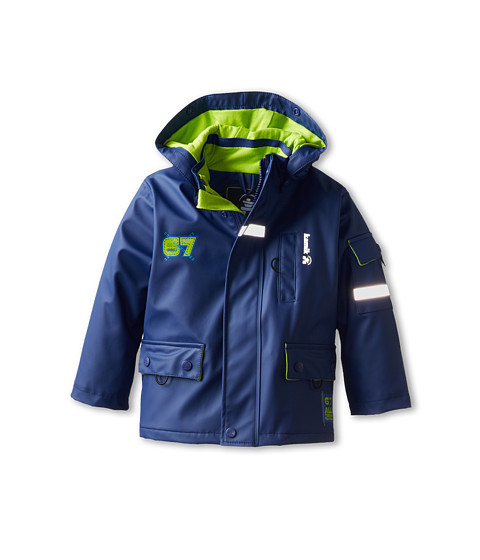 Kamik Kids - Rescue Team 67 (Toddler/Little Kids) (Blue Depth) Boy's Coat