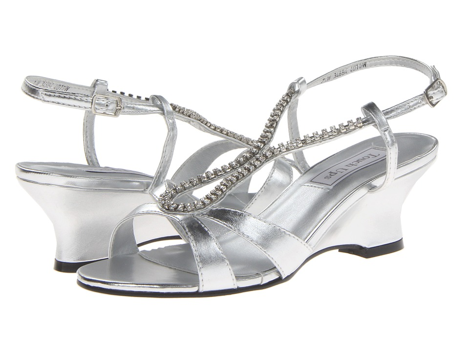 Touch Ups Regina (Silver Metallic) Women
