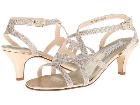 Touch Ups - Flatter (Champagne Glitter) High Heels
