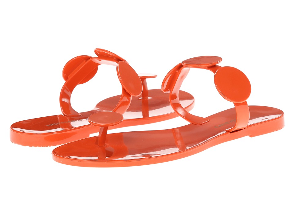 Bernardo - Moon Jelly (Orange Jelly/Orange Jelly) Women's Sandals