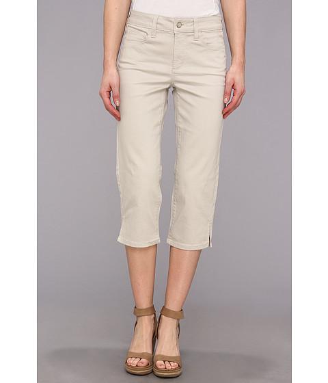 NYDJ - Hayden Crop (Stone) Women's Jeans