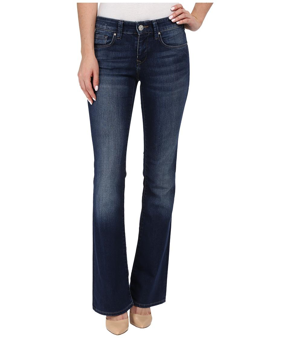 Mavi Jeans Molly Mid-Rise Classic Bootcut in Indigo Nolita (Indigo Nolita) Women