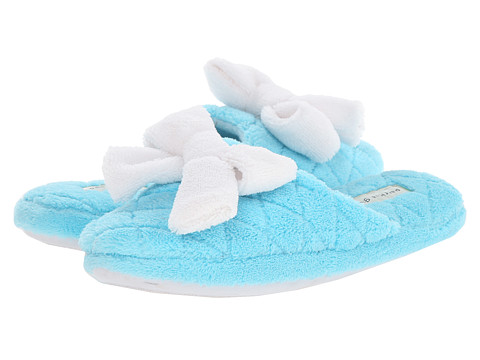 Patricia Green - Bonnie (Aqua/White) Women's Slippers