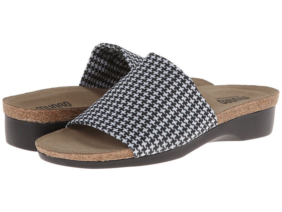 Munro American - Aquarius II (Houndstooth) Women's Shoes