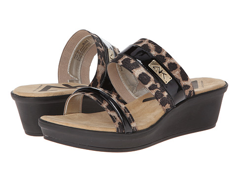 Anne Klein - Ewan (Black Gold/Leopard) Women