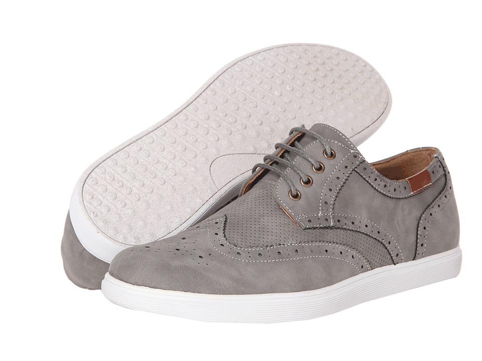 Steve Madden - Ranney (Grey) Men's Shoes