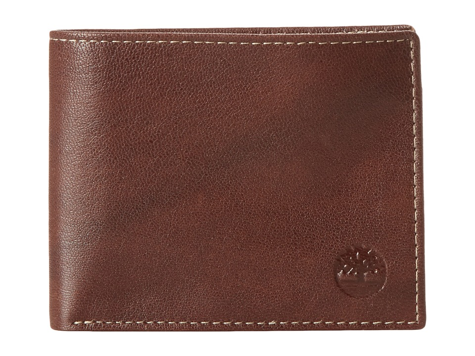 Timberland - Blix Passcase (Brown) Travel Pouch