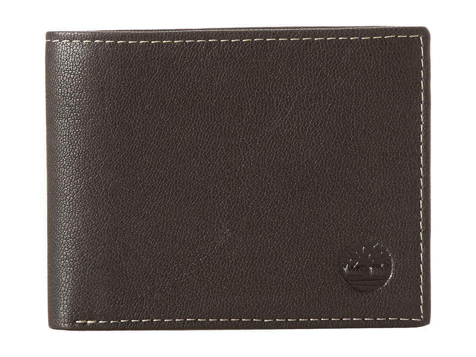 Timberland - Blix Passcase (Black) Travel Pouch