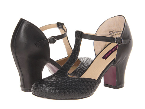 Mojo Moxy - Downton (Black) High Heels