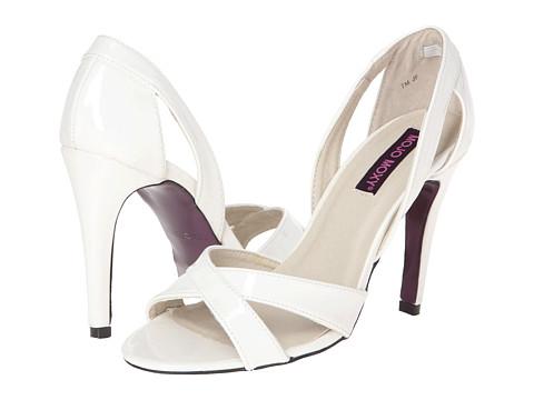 Mojo Moxy - Lucy (White) High Heels