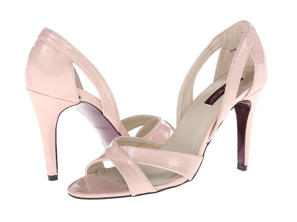 Mojo Moxy - Lucy (Blush) High Heels