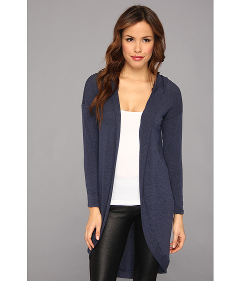 Gabriella Rocha - Gianna Long Sleeve Cardigan (Dark Blue) Women