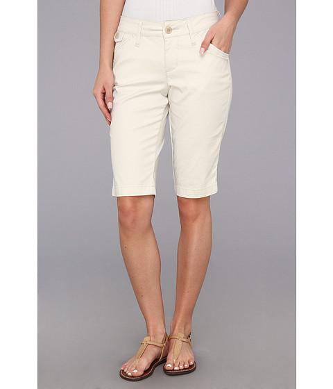 Jag Jeans - Lulu Slim Bermuda Fine Line Twill (Beach Sand) Women