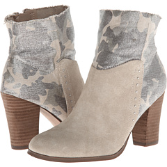 GUESS Sana (Taupe Multi Fabric) Footwear