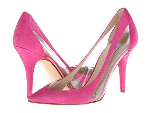 GUESS - Japeen (Pink Suede) High Heels