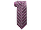 Versace Scroll On Down The Road Tie (Maroon)
