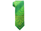 Versace Spots and Scrolls Tie (Green)