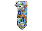 Versace Classic Cars and Cowboys Tie