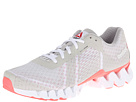Reebok Zigtech 3.0 Energy (White/Steel/Punch Pink/Gravel) Women's Running Shoes