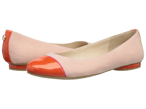Tommy Hilfiger - Gloria2 (Track Orange & White) Women