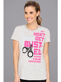 SALE! $11 - Save $9 on New Balance Don`t Get Busted Shirt (Athletic Grey) Apparel - 45.00% OFF $20.00