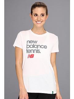 SALE! $11.99 - Save $13 on New Balance Flipside Crew (White) Apparel - 52.04% OFF $25.00