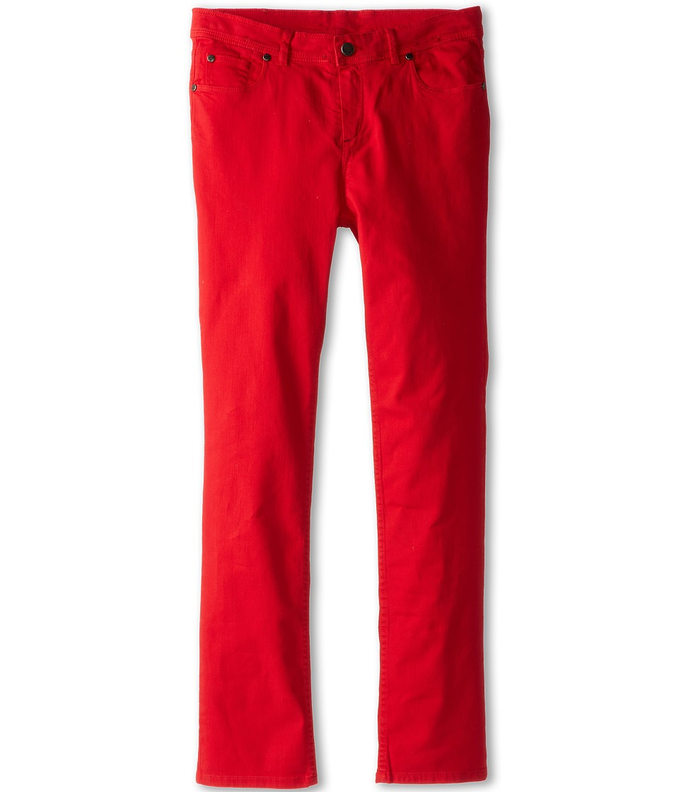 Paul Smith Junior - Slim Fit Long Pants (Big Kids) (Union Red) Boy's Casual Pants